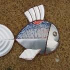 Aluminium can fish