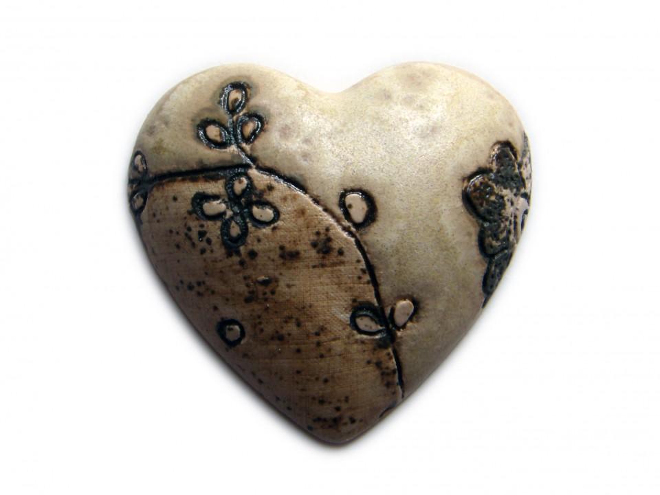 Heart imprint