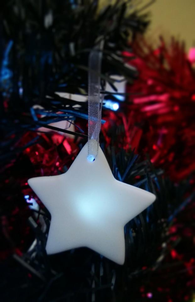 Phot of Christmas Decoration Star