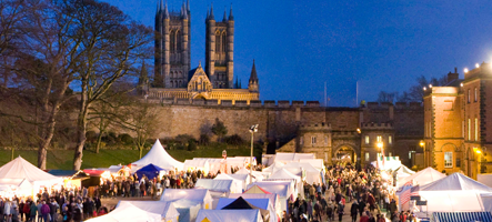 Photo of Lincoln Christmas Market